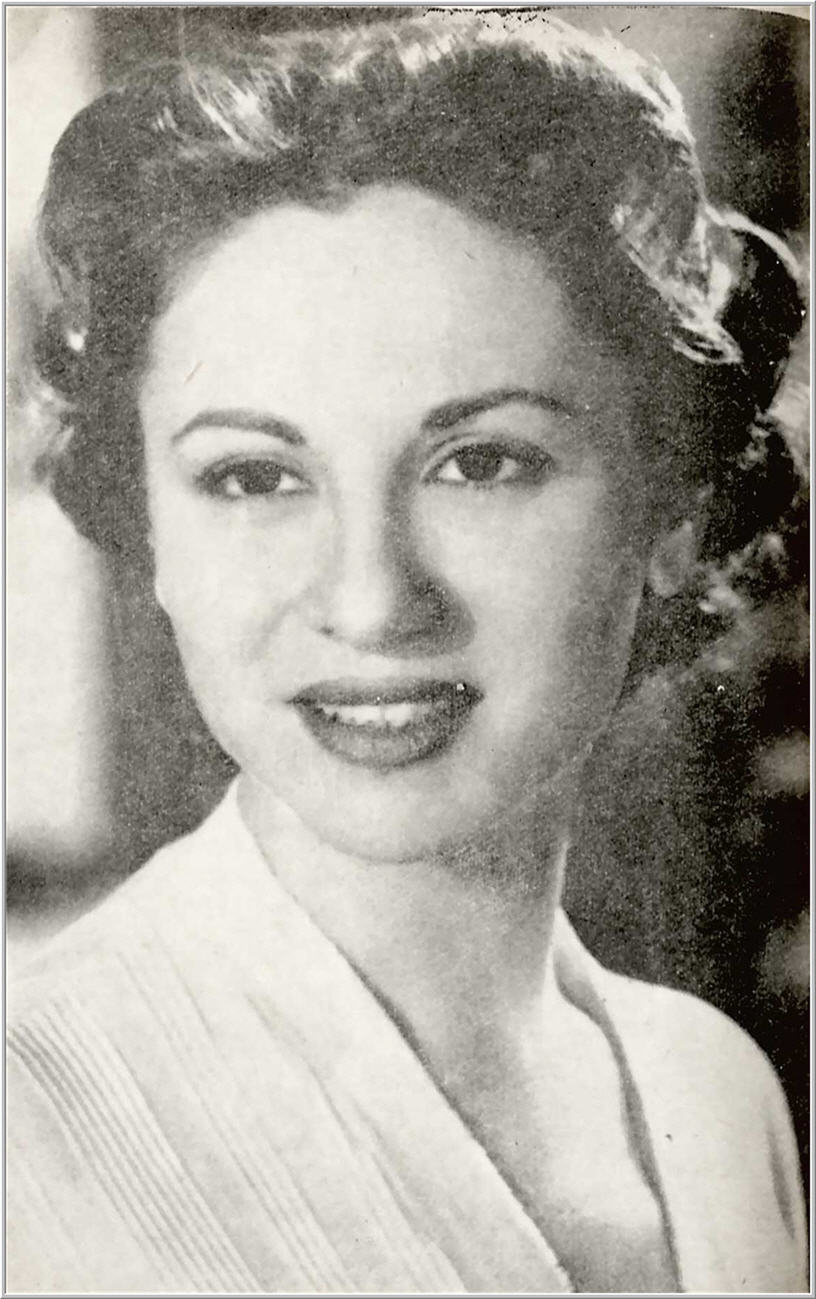 Lady of the Arab Cinema, Faten Hamama