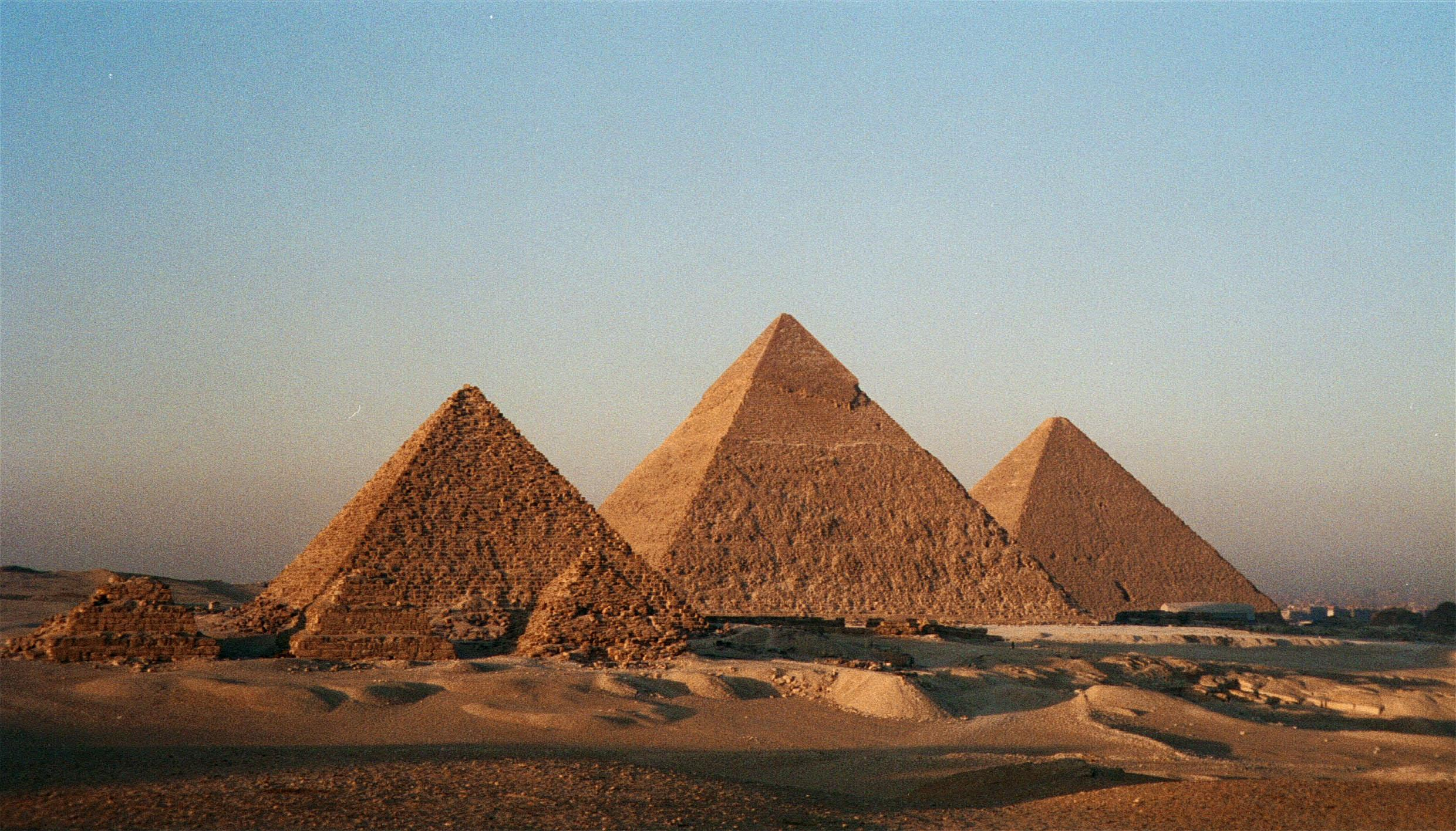 Pyramids Of Egypt: essays research papers