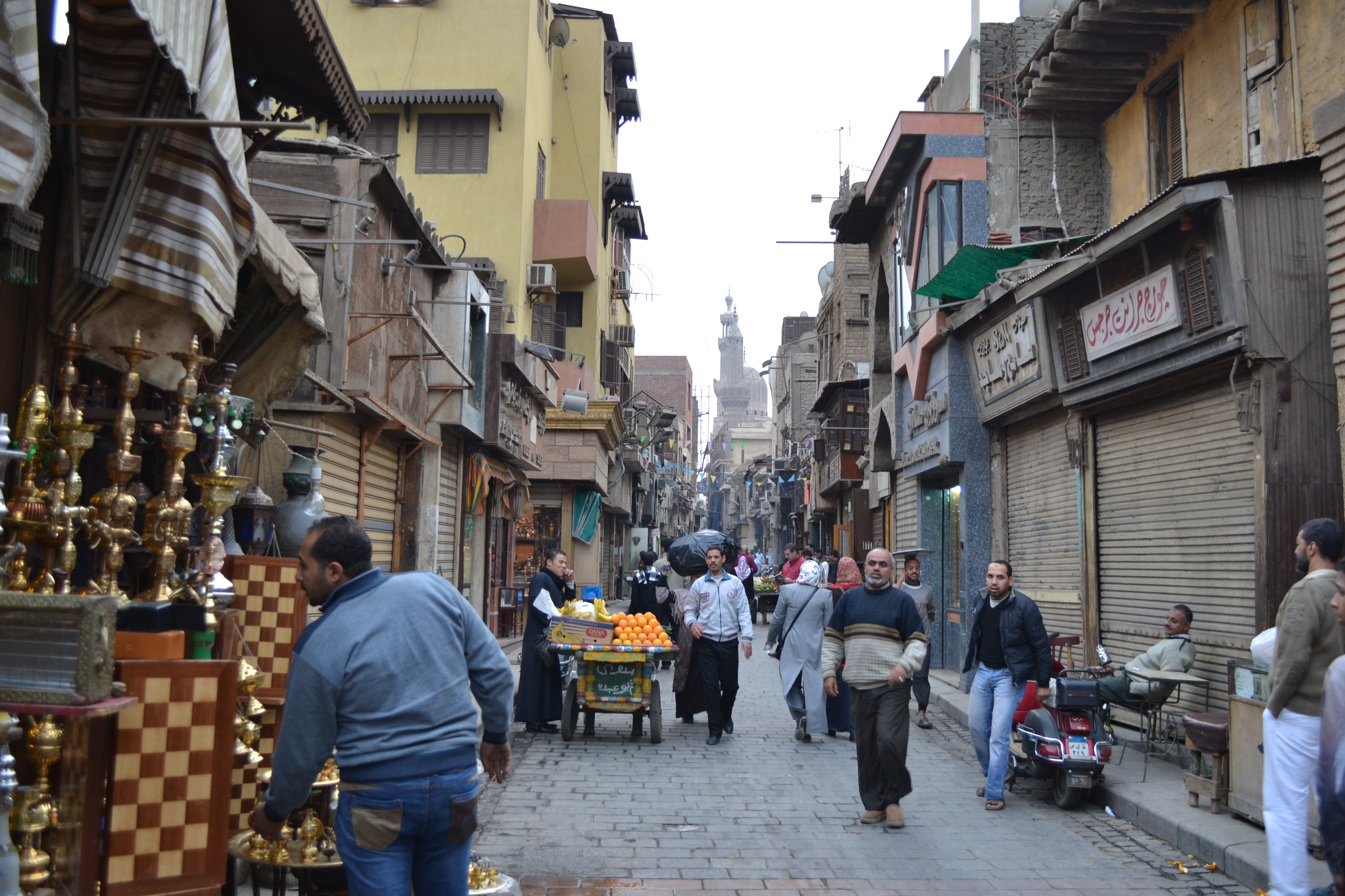The government claims 10.5 million tourists visited Egypt in 2012. Where are the tourists?