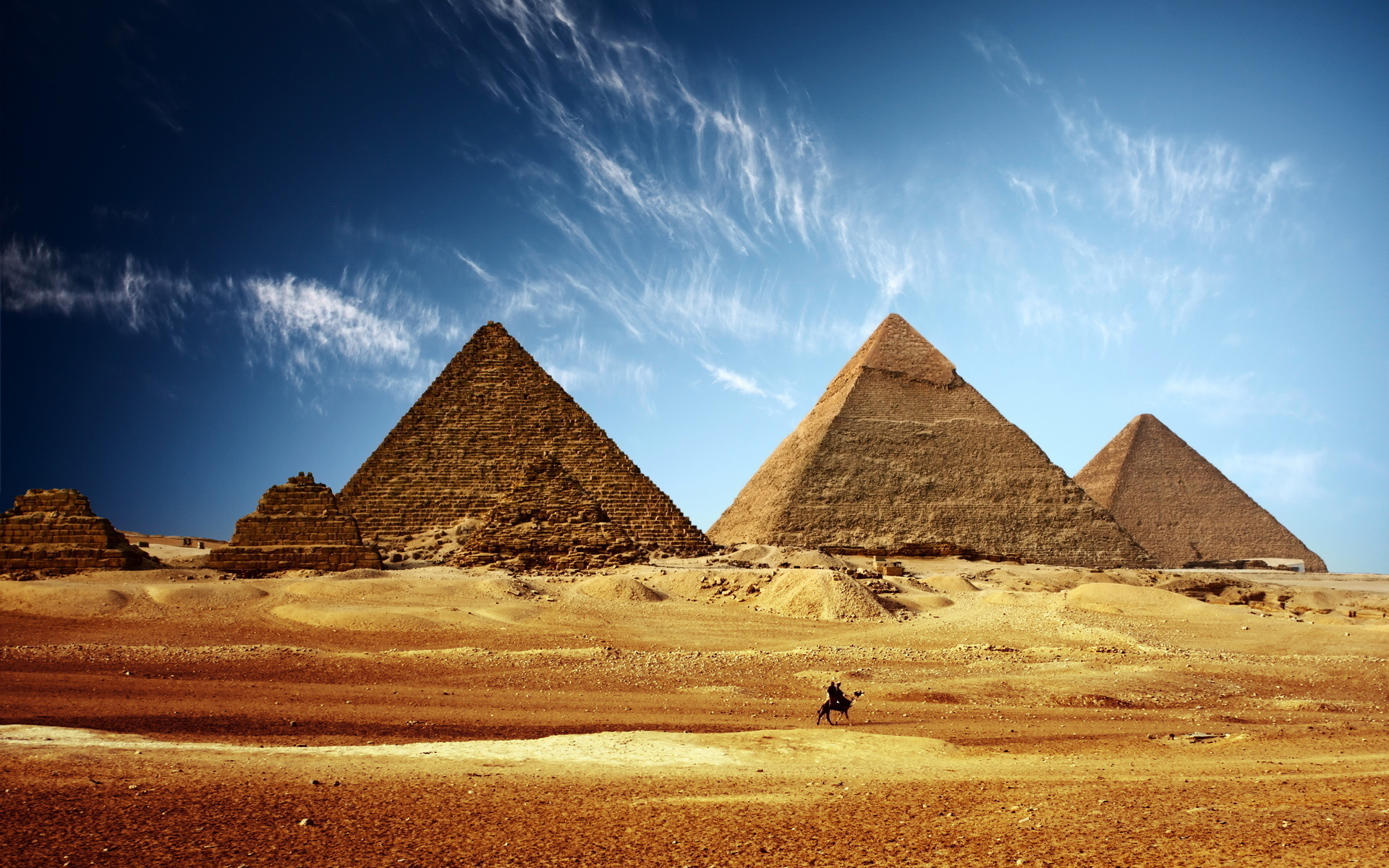 обои египта