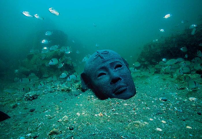 Discovering The Lost City Of Heracleion Egyptian Streets