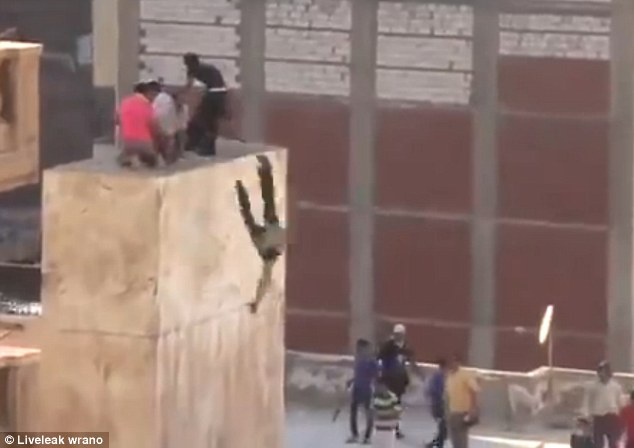 Two Sentenced To Death For Throwing Children Off A Rooftop