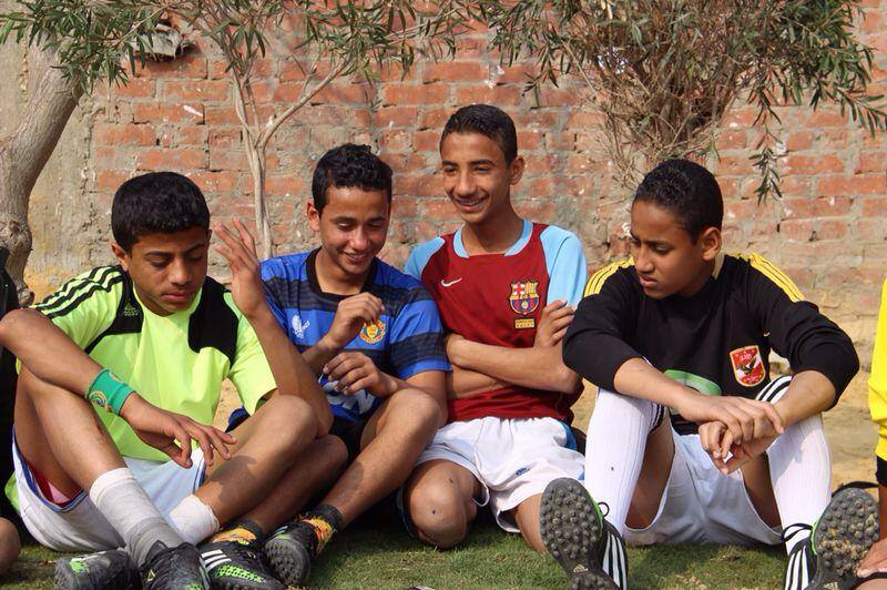 street children in egypt essay