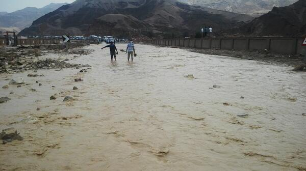 The Ain Sokhna Road