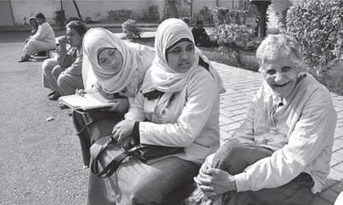 Abbasiya Mental Hospital Patients