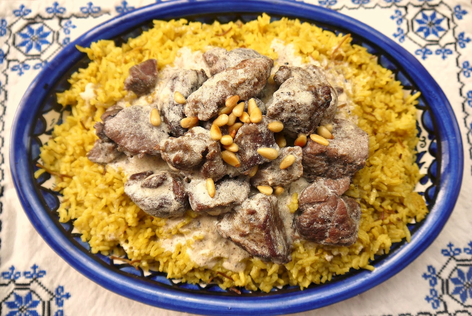 15 mouth watering middle eastern dishes egyptian streets for Arabic cuisine names