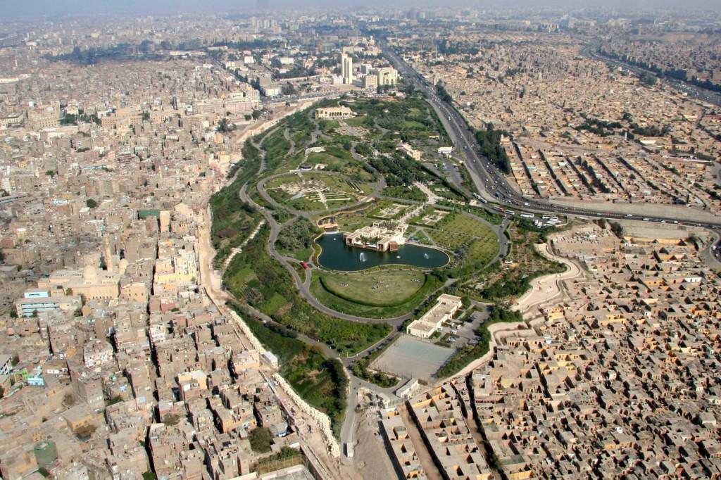 Cairo's Al-Azhar Park