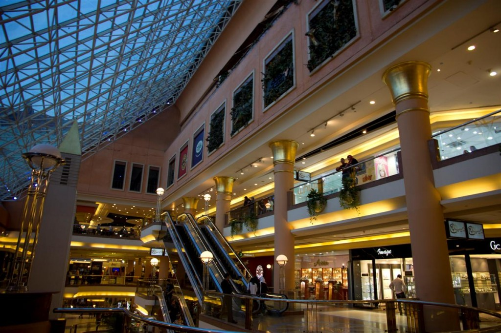 Egypt's City Stars shopping mall