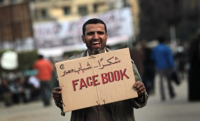 Social media was seen as an important tool of dissent during the 2011 revolution
