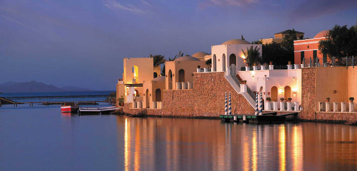 El _Gouna_Architenturr_hotels_egypt