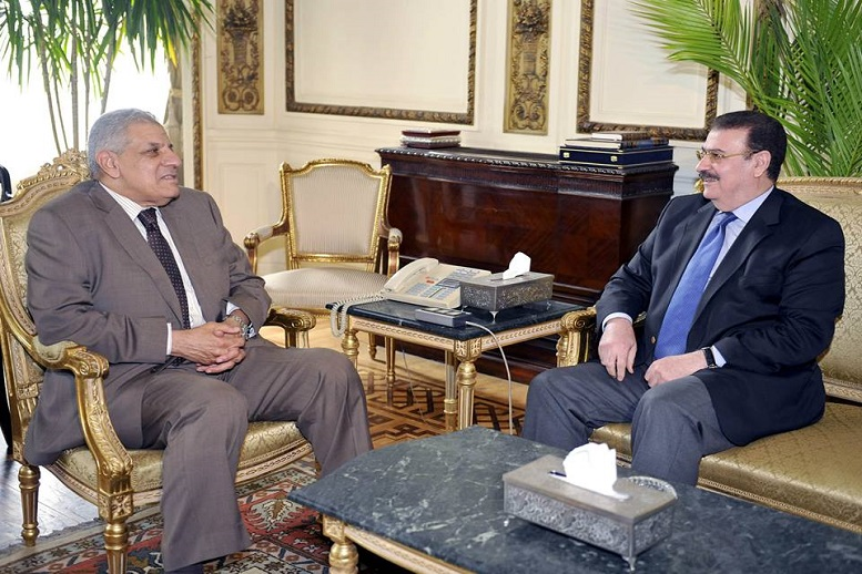 Hany Dahy and Egypt's Prime Minister