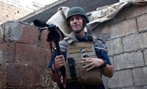 American Journalist James Foley, may he rest in peace.
