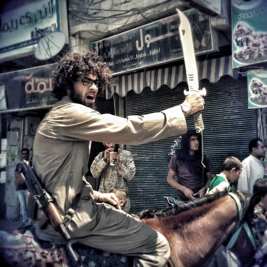 Meet Islam Yaken, an Egyptian member of the Islamic State.