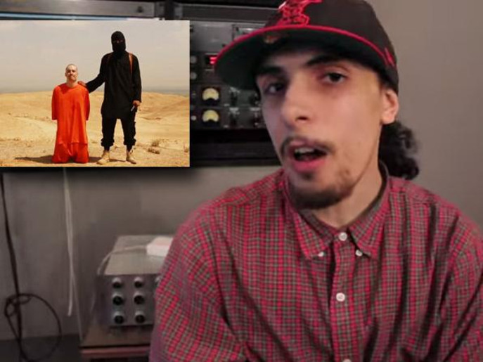 Abdel Majed Abdel Bary, 24, accused of beheading US journalist James Foley