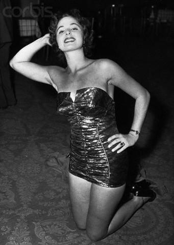 1954 Antigone Costanda from Egypt