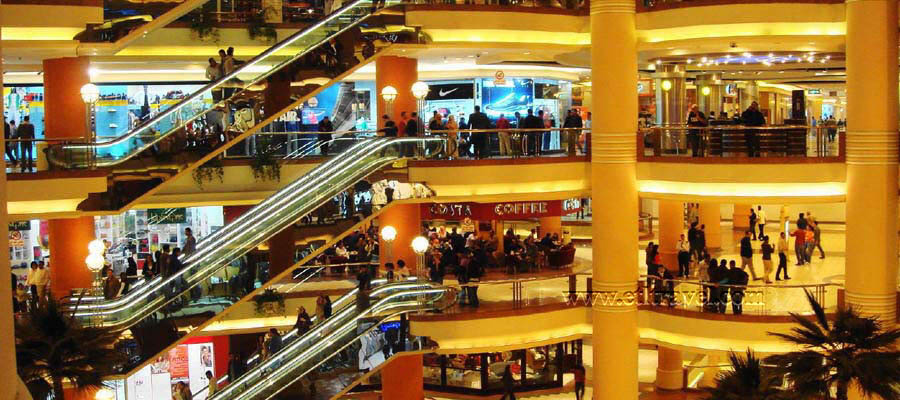 Online shopping is expected to impact shopping centers like City Stars.