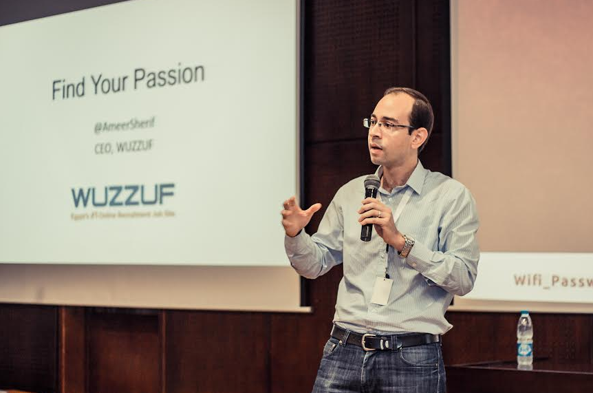 Wuzzuf CEO Ameer Sherif