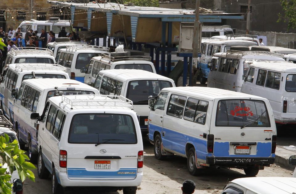 Causes Of Traffic Congestion In Cairo Egypt Tourism Essay
