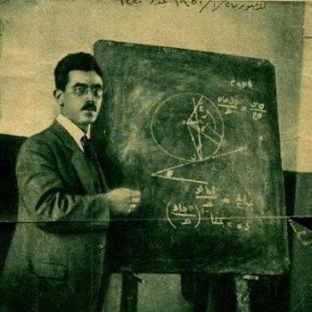 Intelligentia Mustafa Mosharaffa
