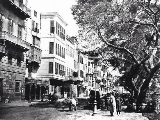 Place Corniche Nile 1880!