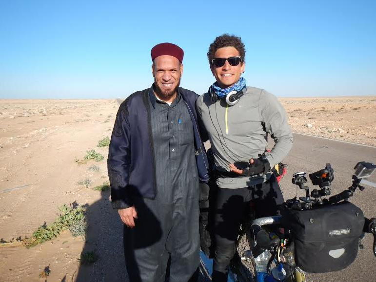 When I was on my way to Siwa, i met the Sheikh El Kabila Omar Rageh. Just shaking hands with this man made me feel the peace that lies within such an oasis.