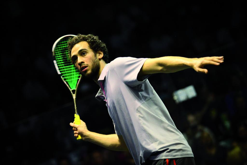 Courtesy of: World Squash Federation