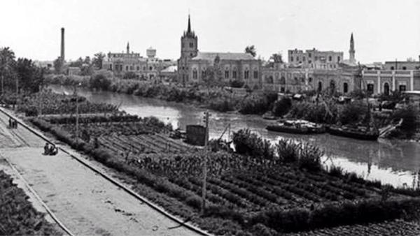 place Zagazig 1915