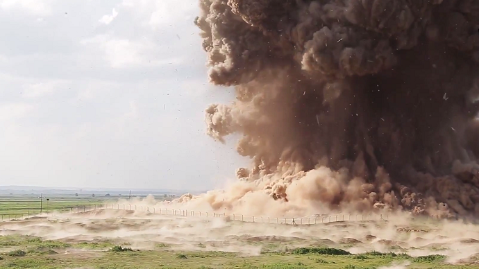Shocking Video Shows ISIS' Destruction of 3,000-Year-Old Ancient