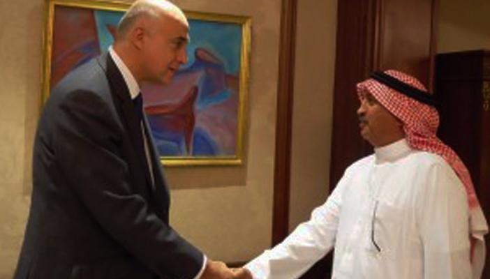 Egypt's Minister of Tourism personally apologized to the Saudi national.