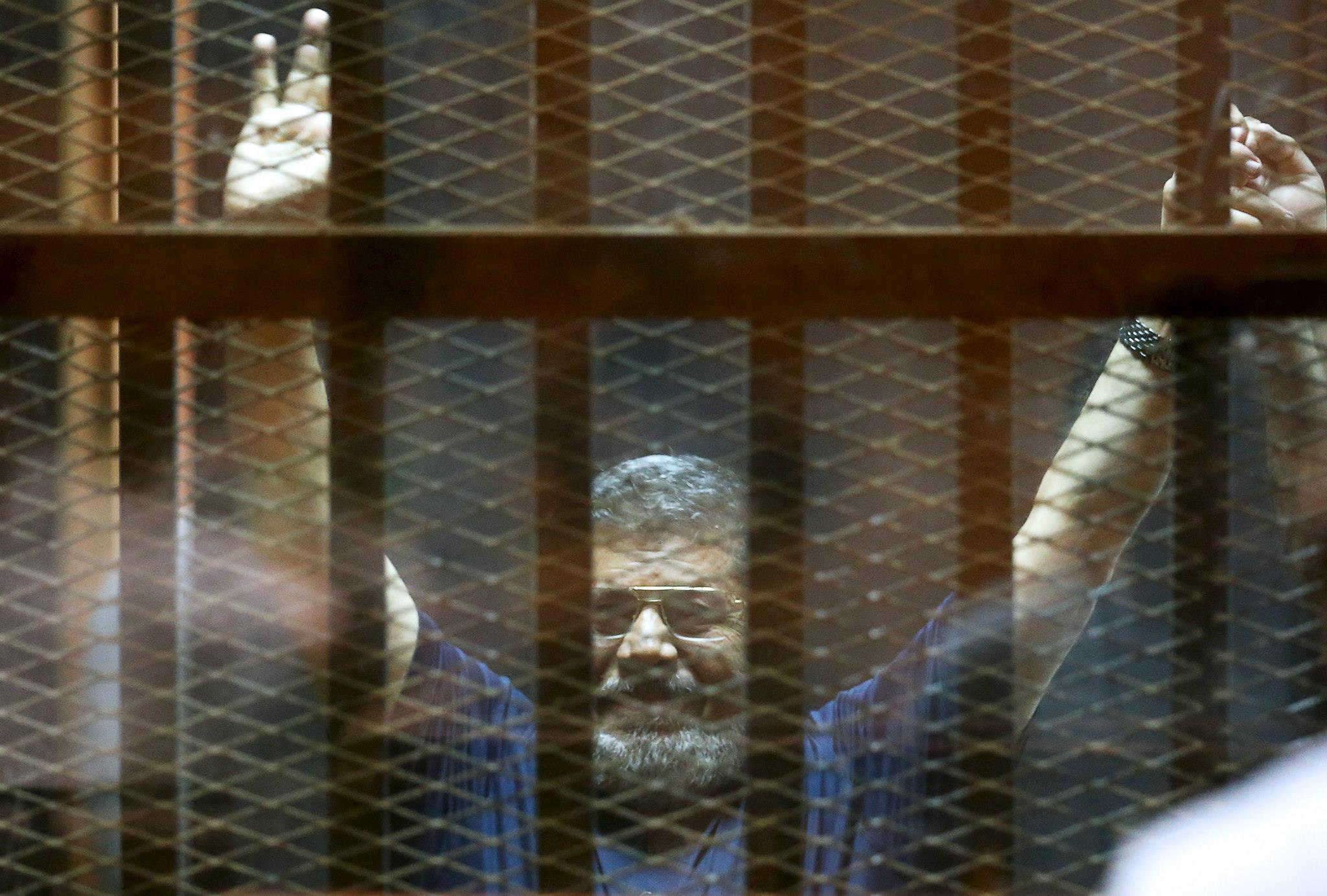 Morsi death sentence overturned