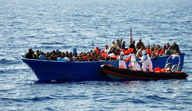 Italian Coast Guard Rescued 220 Migrant + Video