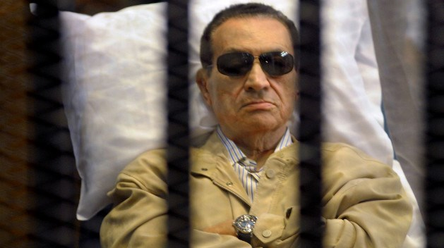 Egypt court confirms Mubarak's acquittal of killing protesters