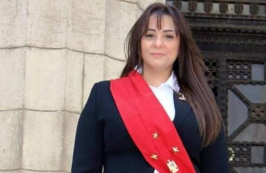Marwa Barakat, President of Court of First Instances