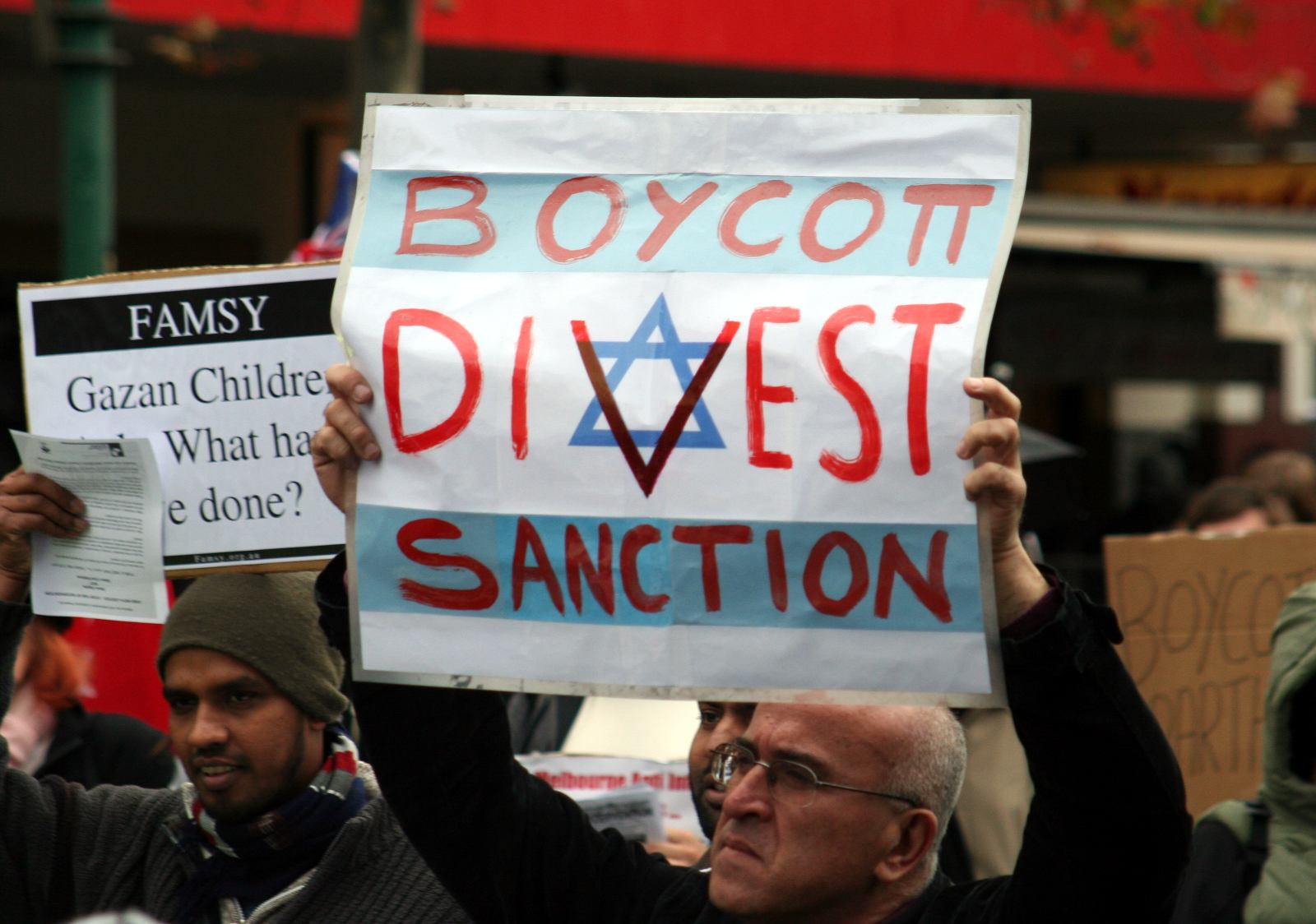 The global boycott movement has experienced a recent surge of support worldwide