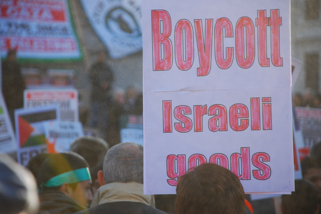 The boycott movement has experienced a recent surge of support worldwide