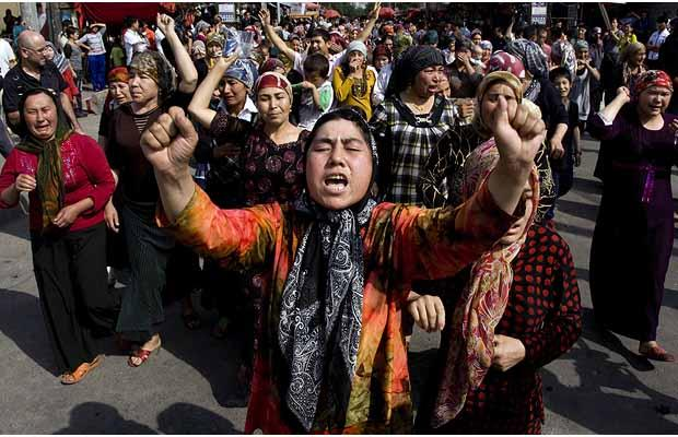 Uighurs in the Xingjiang district have been banned from fasting during ramadan