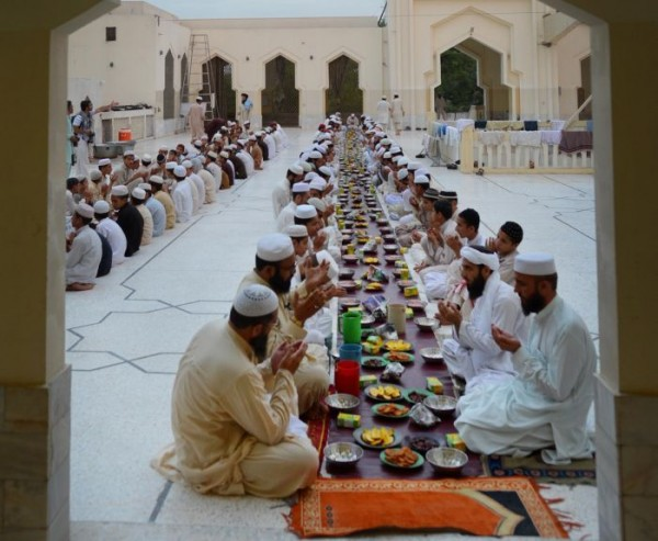 Ramadan is a time of prayer, community and reflection for Muslims