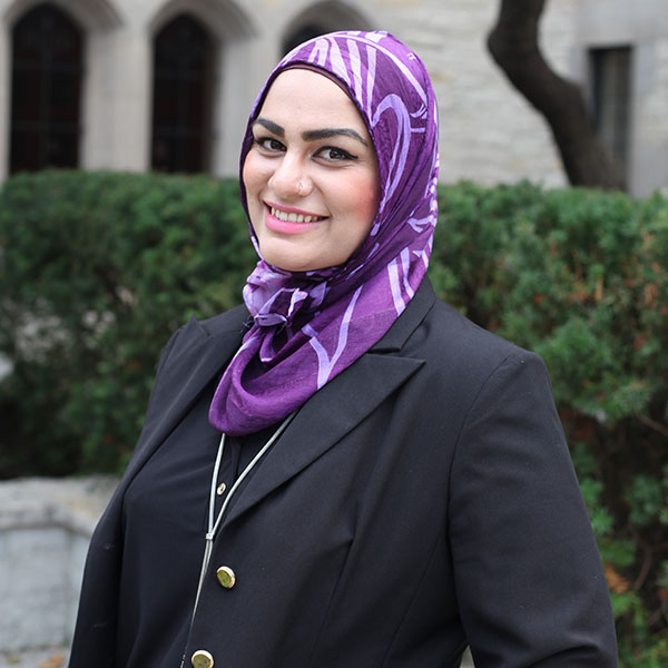 Tahera Ahmaad/Source: Northwestern University