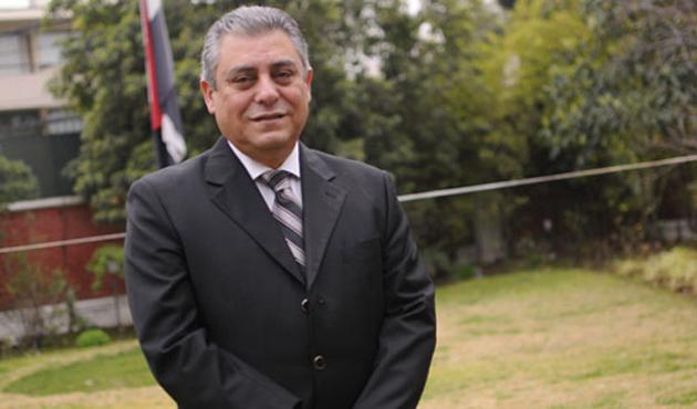Hazem Khairat, Egyptian ambassador to Israel