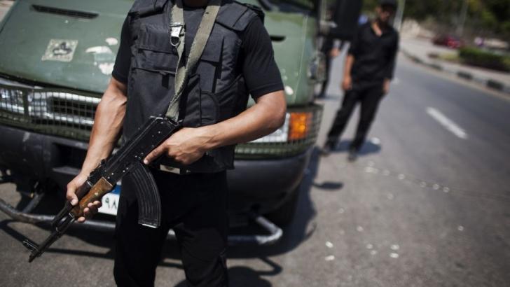 Egypt-Police-Officer