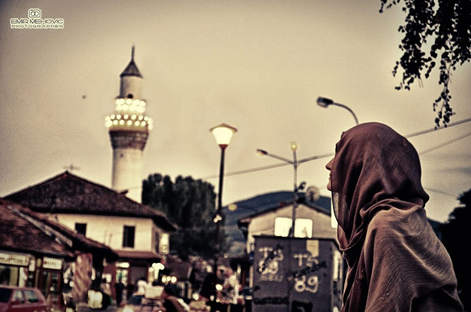 Bosnian Muslims are one of Europe's oldest  indigenous Muslim communities. Credit: Emir Mehovic