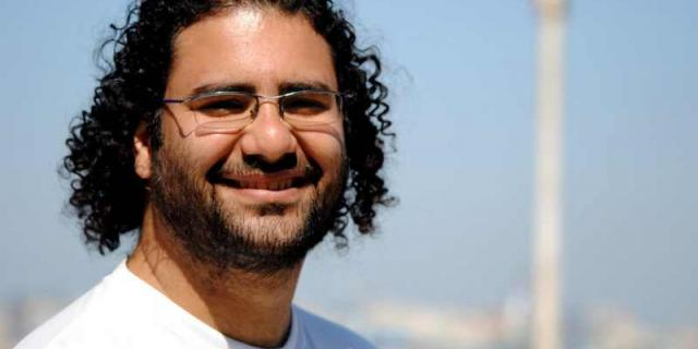 Democracy activist Alaa Abdel Fattah is still imprisoned for violating Egypt's restrictive protest law