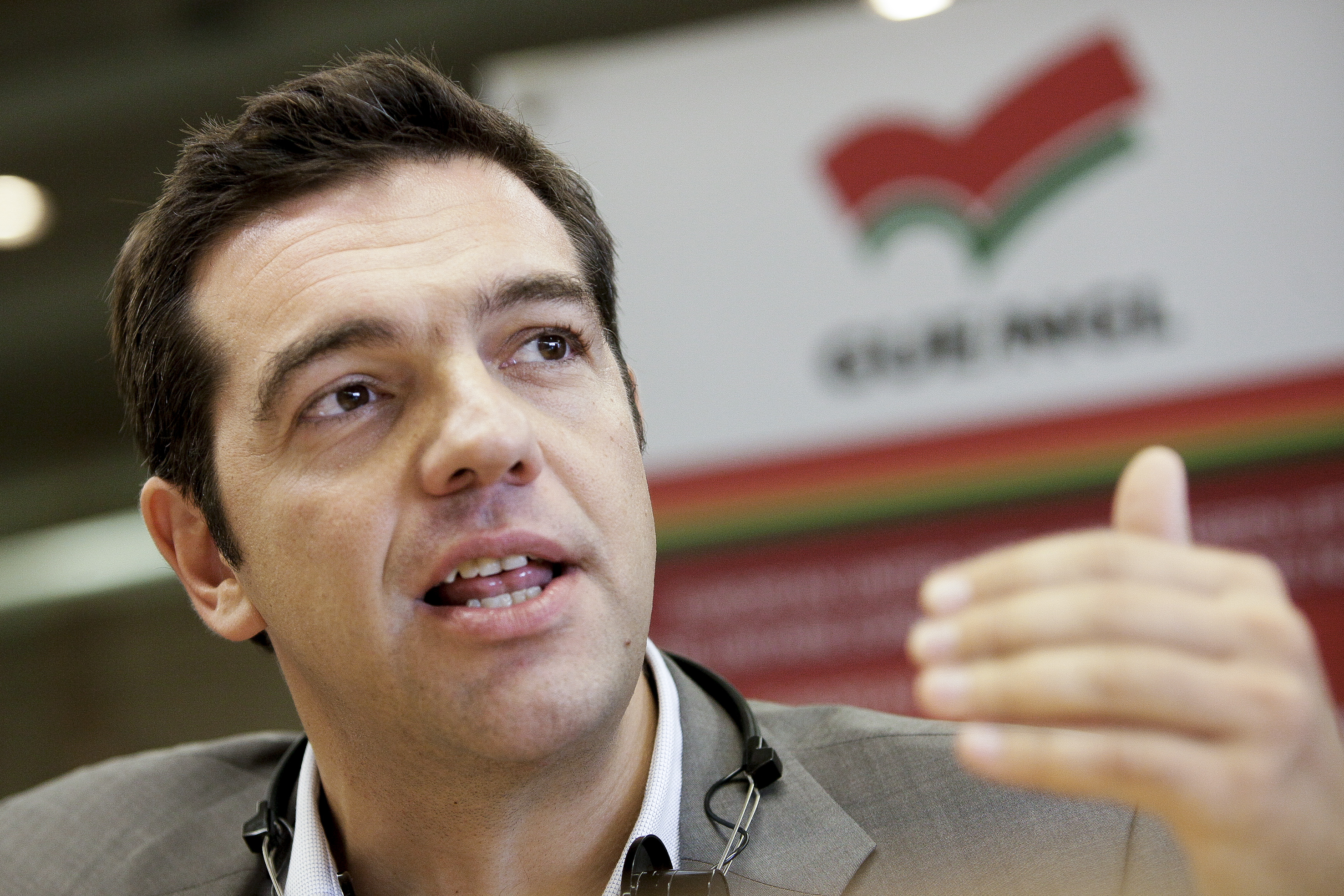 Alexis Tsipras, the leader of Syriza, has encouraged Greeks to vote against the austerity conditions