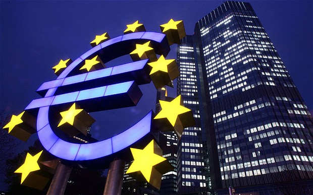 The European Central Bank is the central bank of the European single currency - the Euro
