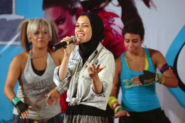 Heya Masr offers young women in Egypt an opportunity to both pursue creative talents and gain a useful social education