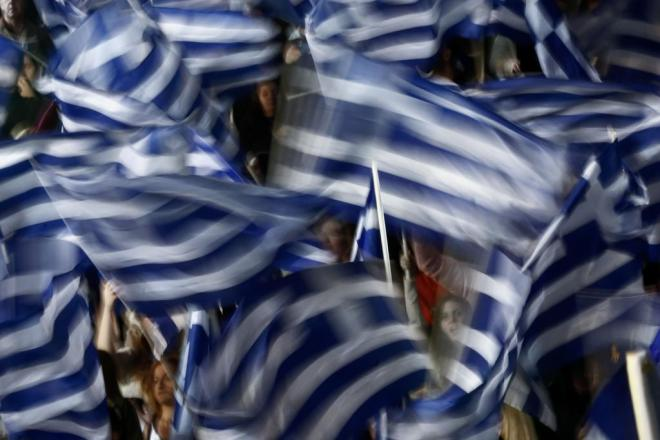 The outcome of the Greek election is currently predicted to go against austerity
