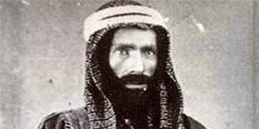 Muhamman Ibn Abdel Wahab, founder of Wahabism