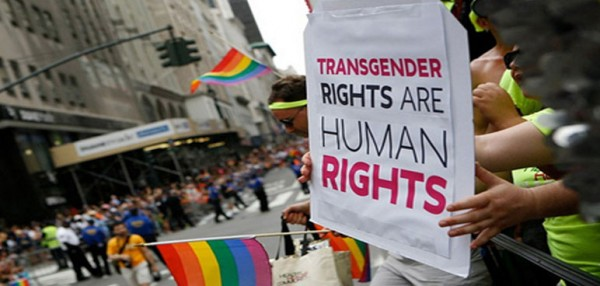 The trans* rights movement is gathering momentum worldwide