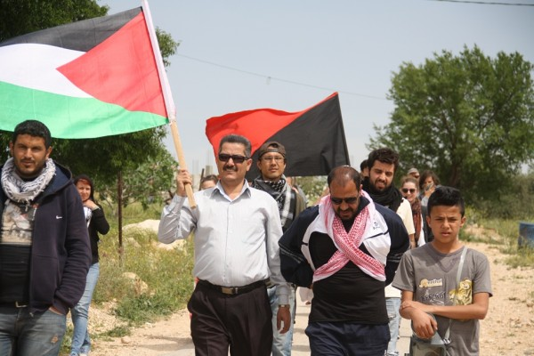 Weekly protests in Bil'in