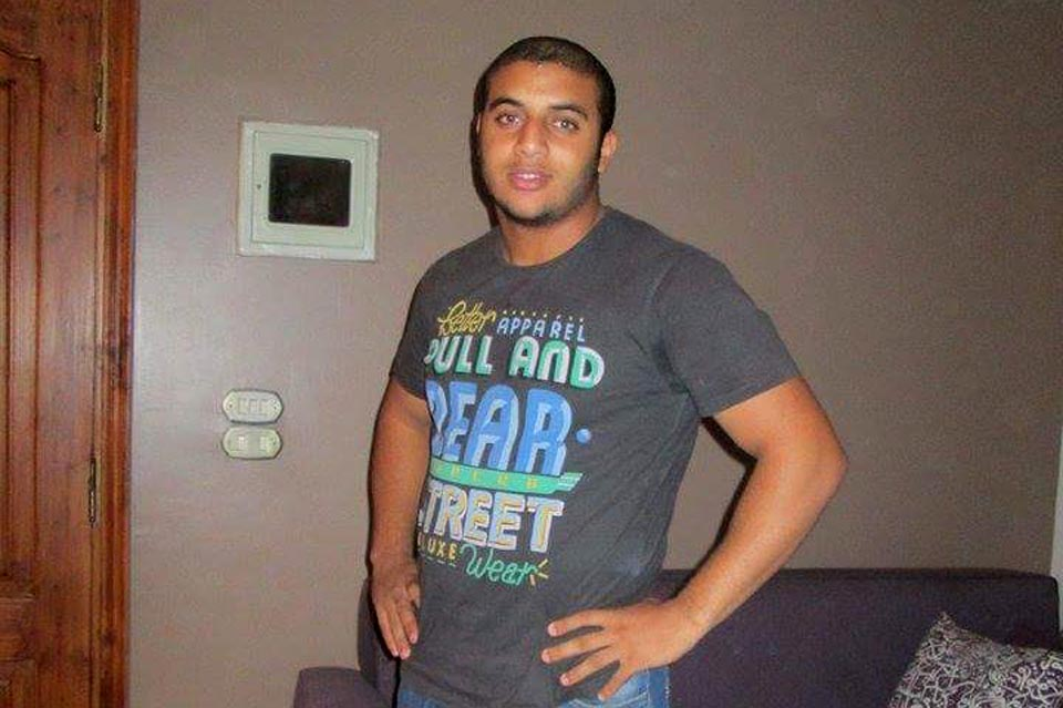 Omar Gamal, 20-year-old engineering student, is among the listed cases of forced disappearances which have repeatedly occurred across Egypt